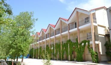 База відпочинку «Будівельник», Кирилівка