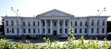 Здание Малороссийского почтамта