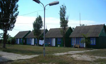 База відпочинку Україна, Приморське