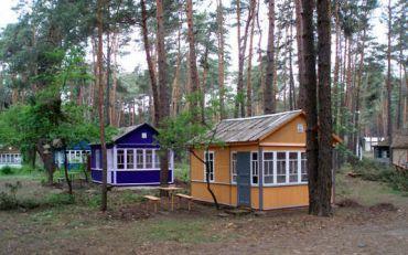 База отдыха Зеленый бор, Новоселки