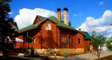 База отдыха Лесная, Глебовка