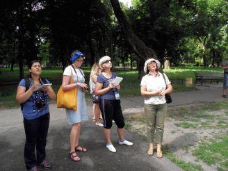 Чернігівське об`єднання екскурсоводів