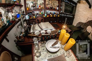 Интерактивный музей «Тайная аптека», Львов