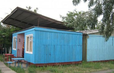 База отдыха Черноморец, Коблево