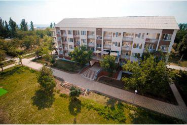 База отдыха Энергостроитель, Коблево