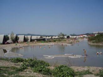База отдыха Ялынка, Солотвино