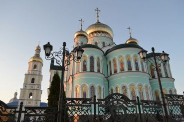 Holy Ascension Monastery, Bunch