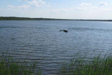 Lake Peremut, Shack