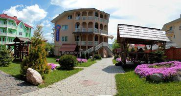 Курорт Солнечное Закарпатье, Поляна