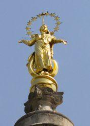 Статуя Божьей Матери, Каменец-Подольский
