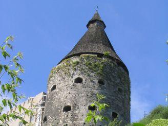 Potter tower Kamenetz-Podolsk