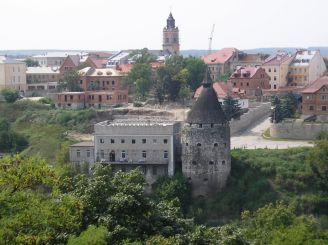 Гончарная башня, Каменец-Подольский