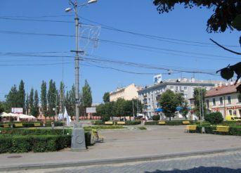 Соборная площадь, Черновцы
