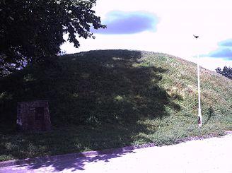 Курган Гульбище, Чернигов