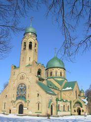 Покровська церква, Пархомівка