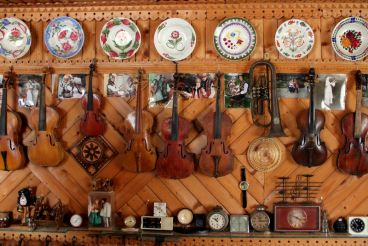 Museum of Musical Instruments Kumlyk