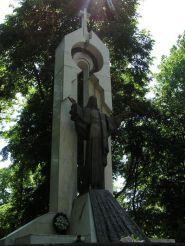 Пам'ятник 2000-літтю народження Христа, Івано-Франківськ