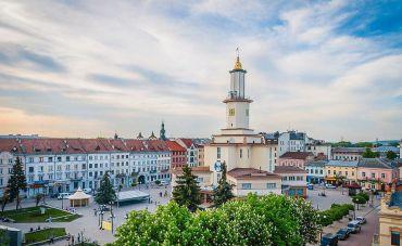 Площа Ринок, Івано-Франківськ