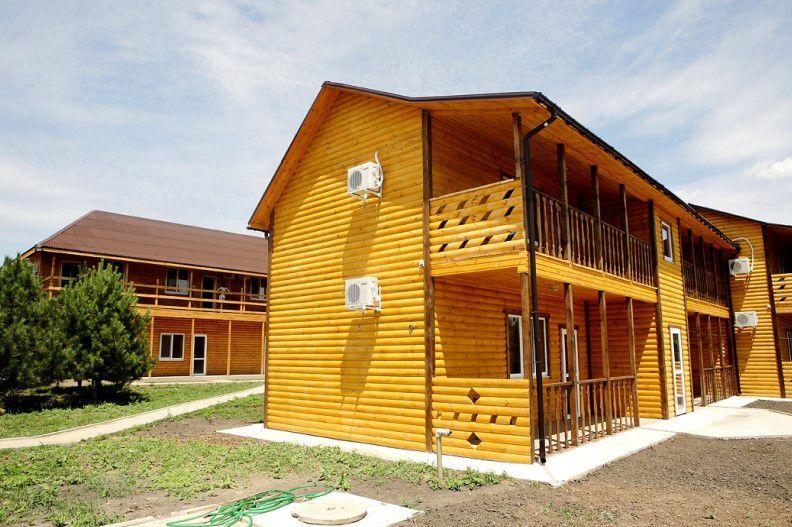 База отдыха Аркадия GOLD, Приморск — фото, описание, карта