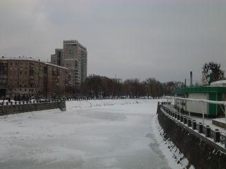 Сквер Стрілка, Харків