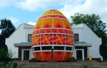 Музей писанковой росписи, Коломыя
