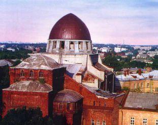 Єврейська хоральна синагога, Харків