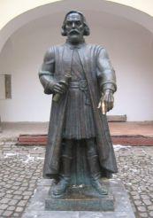 Памятник Ф. Кориатовичу, Мукачево