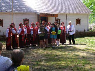 Музей лісового побуту Полісся, Отрохи