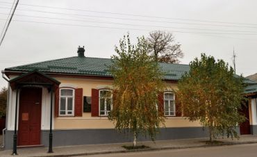 The house-museum of Sergei Korolev, Zhitomir