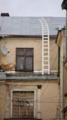 Памятник Лестница в небо, Львов