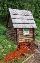 Источник минеральной воды «Калечин», Калечин