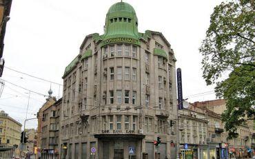 Пражский банк, Львов