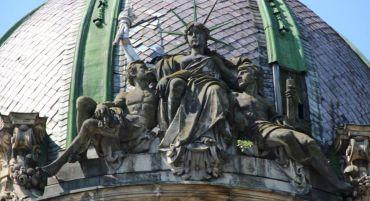 Статуя «Свободы», Львов