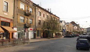 Площа Корятовича, Ужгород