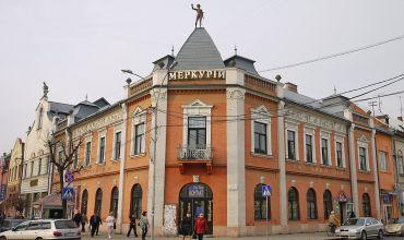 Типография Гринштейна, Мукачево