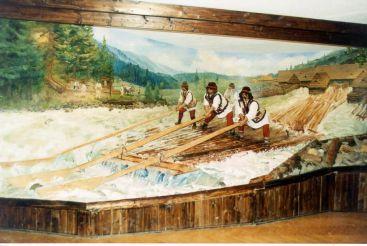 Музей екології гір, Рахів