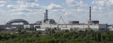 Чернобыльская АЭС, Припять