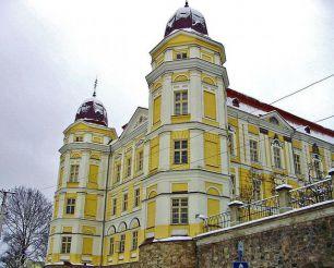Єпископська резиденція, Ужгород