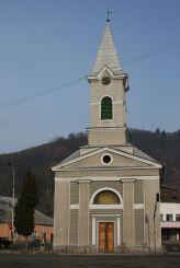 Костел Св. Іоанна Непомуки, Рахів