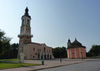 Площадь Польский Рынок, Каменец-Подольский