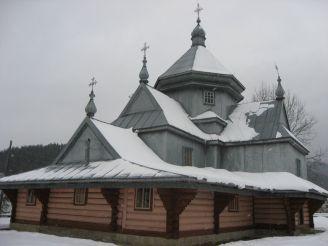 Михайловская церковь, Яремче