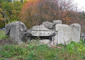 Киевский укрепленный район, Горенка