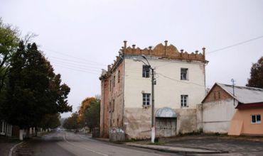 Луцкие ворота, Дубно