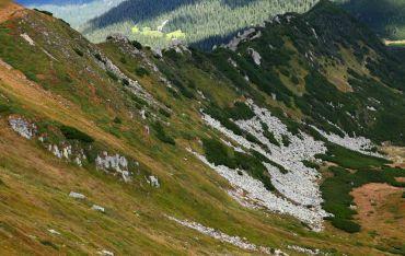 Гора Шпиці