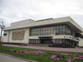 Drama Theatre, Ivano-Frankovsk