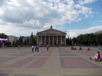Театральна площа, Тернопіль