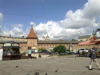 Митна площа, Львів
