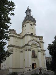 Свято-Троїцька церква (Монастир Сакраменток), Львів