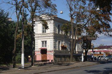 Французский бульвар, Одесса