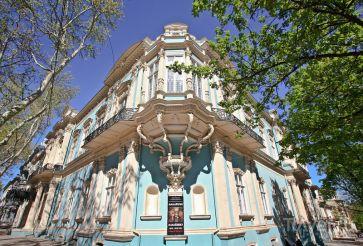 Музей західного і східного мистецтва, Одеса
